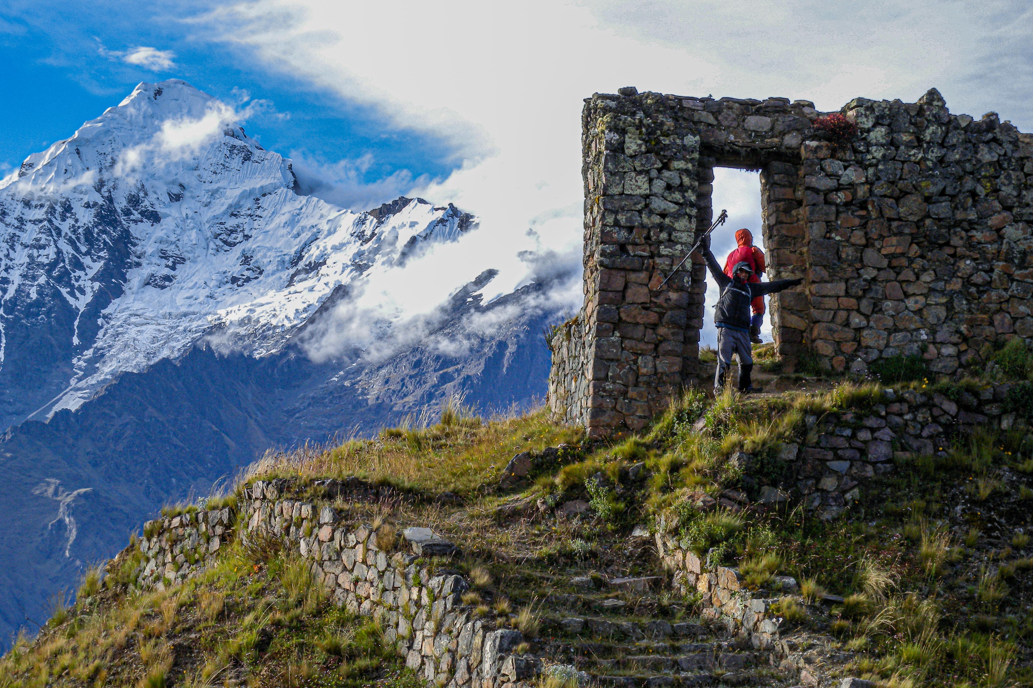 インカの古道トレッキングとマチュピチュ、ナスカの地上絵 12日間