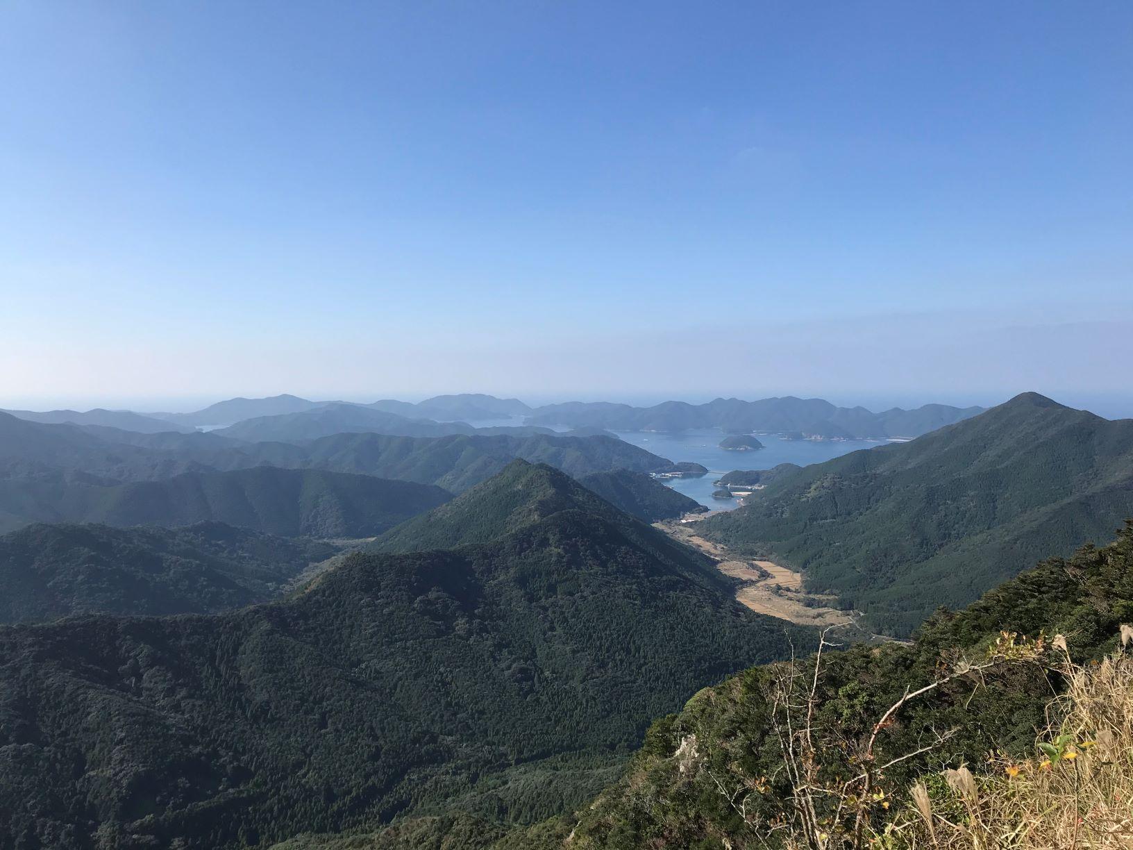 【中部空港発着】祈りの島、五島列島の名峰登山とキリシタン物語 4日間