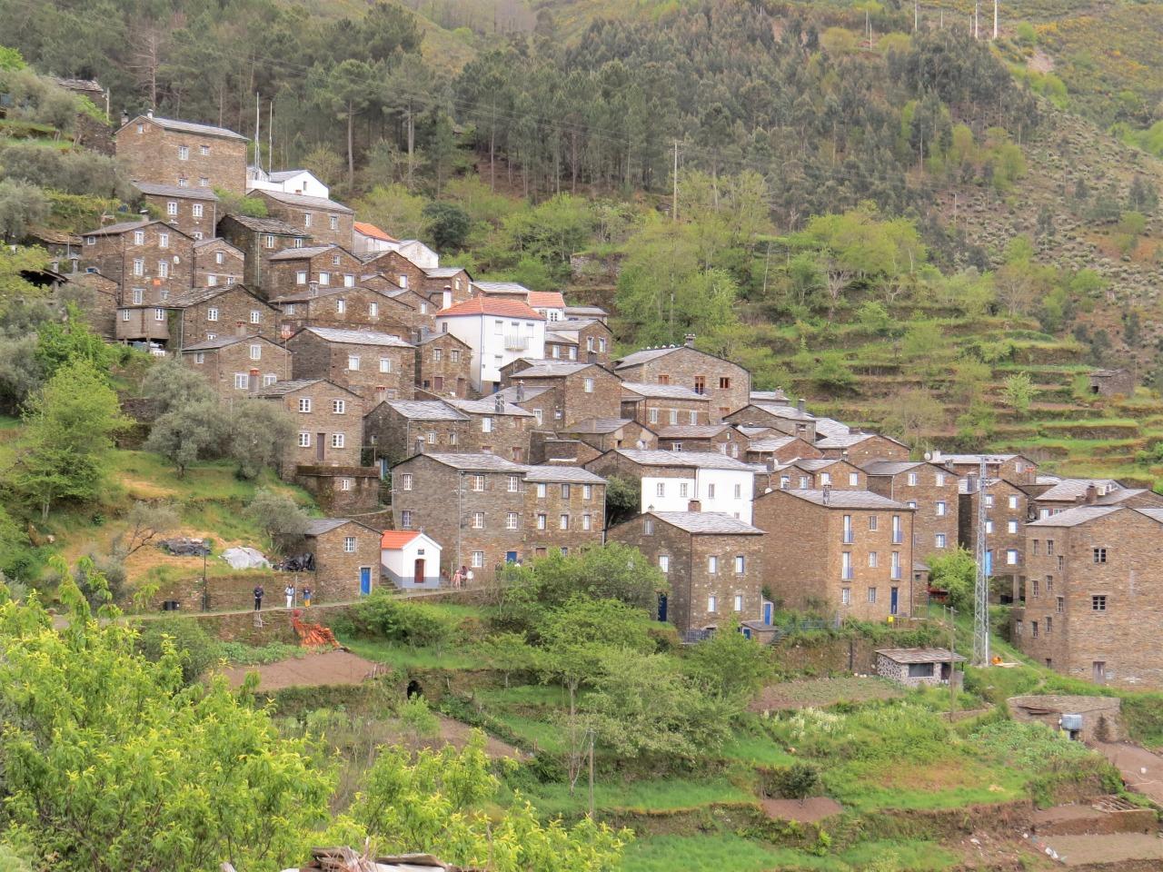 秋のポルトガル・ハイキングと知られざる美しい3つの村 9日間