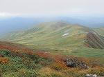 秋の東北の名峰と山岳信仰の山旅~ 蔵王連峰と月山縦走 3日間