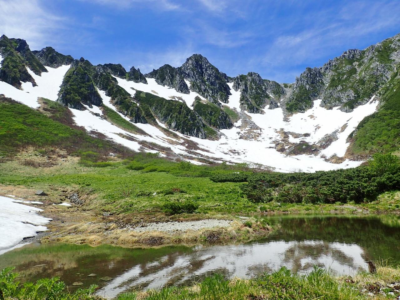 中央アルプス <br>雲上のホテル千畳敷と木曽駒ケ岳登頂 2日間