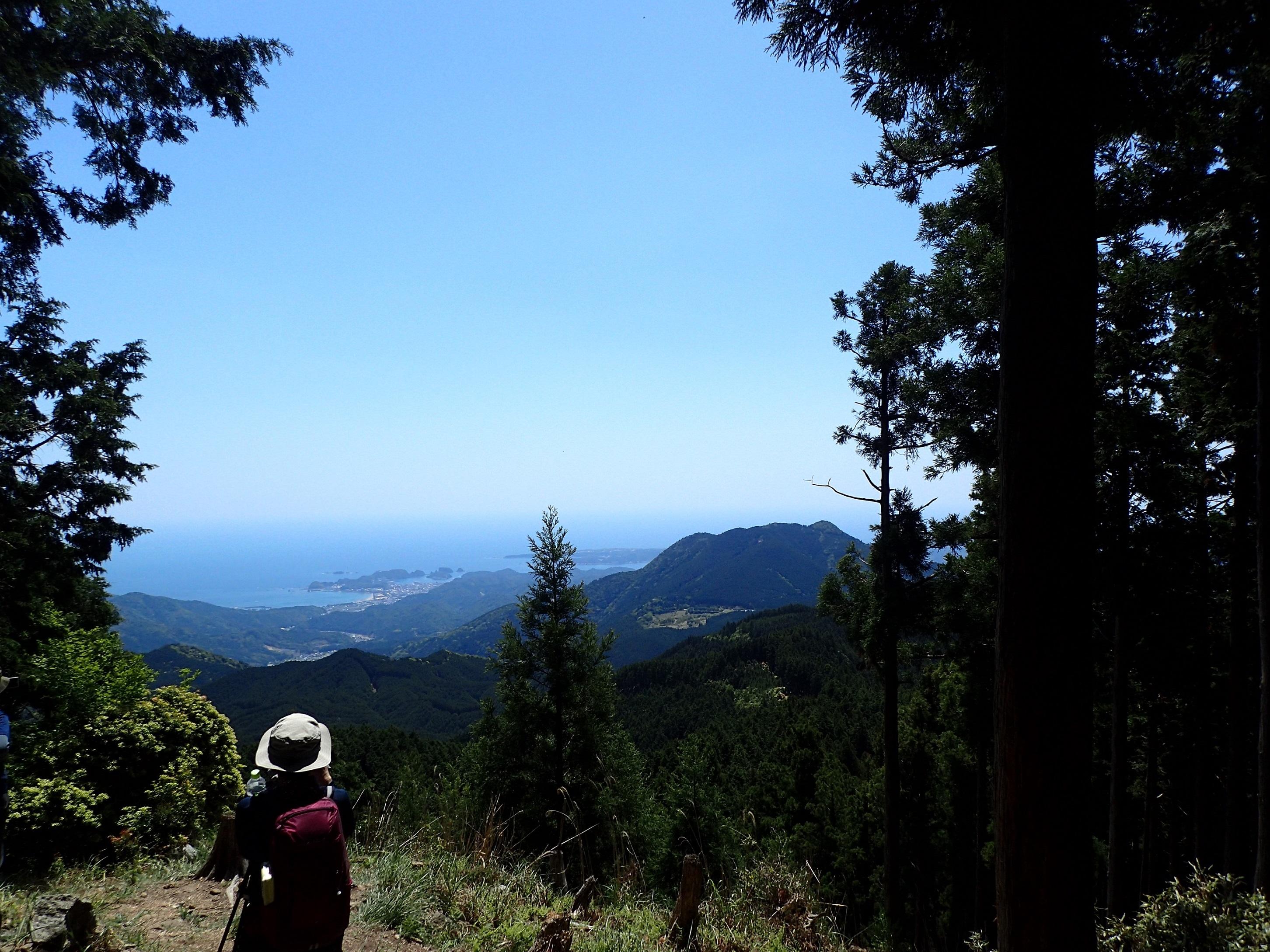 熊野古道 大雲取・小雲取越 3日間