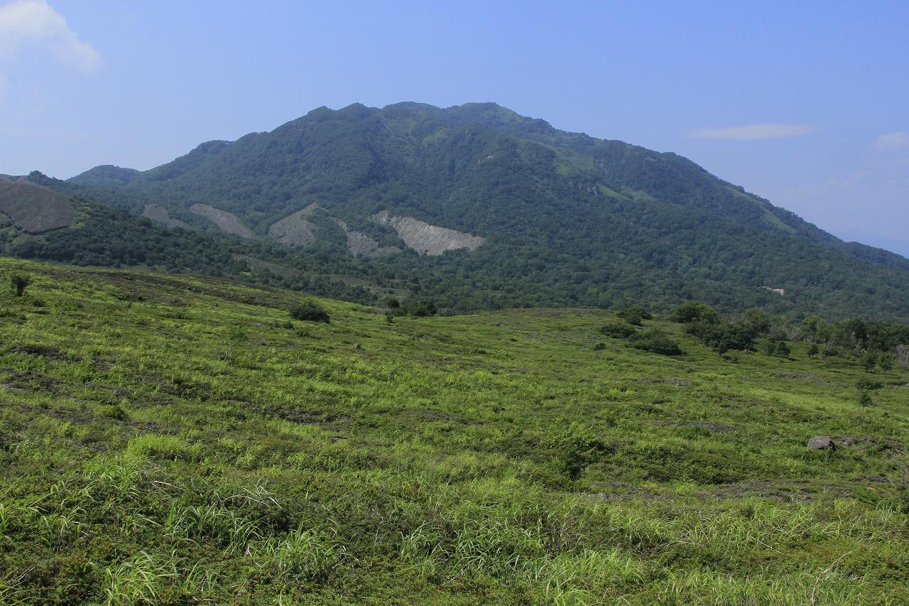 【青木 倫子同行】8月4日出発<br>風不死岳~樽前山縦走と有珠山 3日間