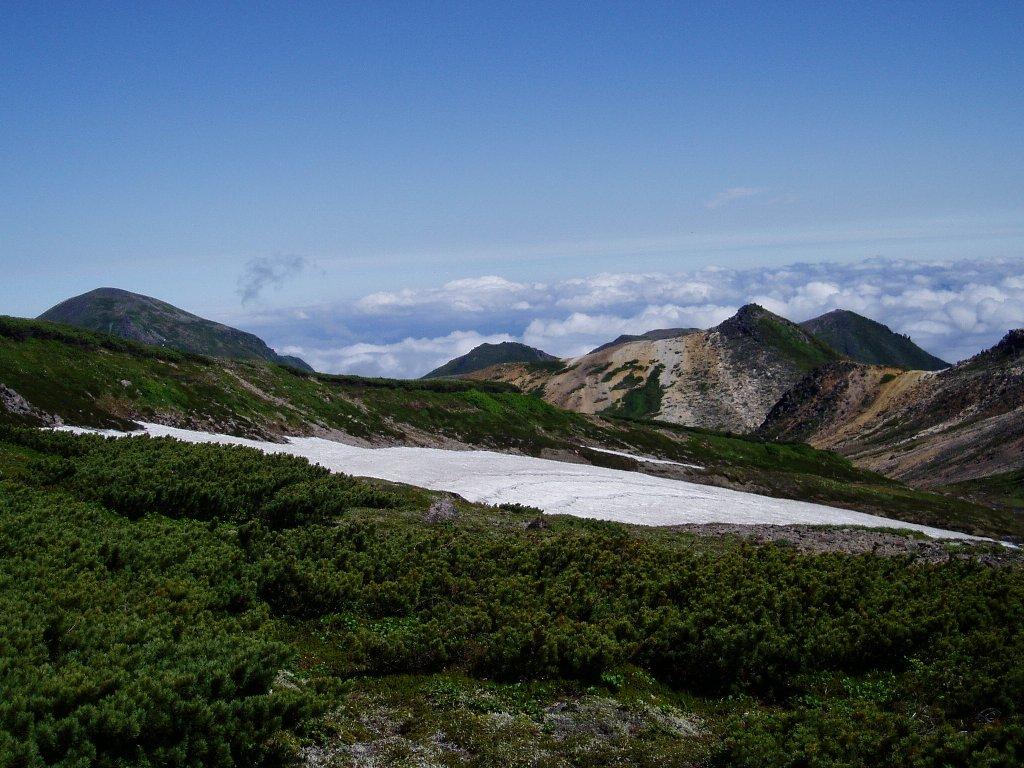 大雪山フラワー・ハイキングと世界遺産・知床半島クルーズ 6日間
