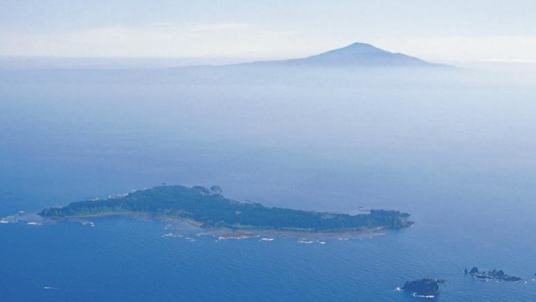 中村みつをの超低山「特別企画」日本海の玉手箱!<br>トビシマカンゾウ咲く飛島ウォークと周遊クルーズ 3日間