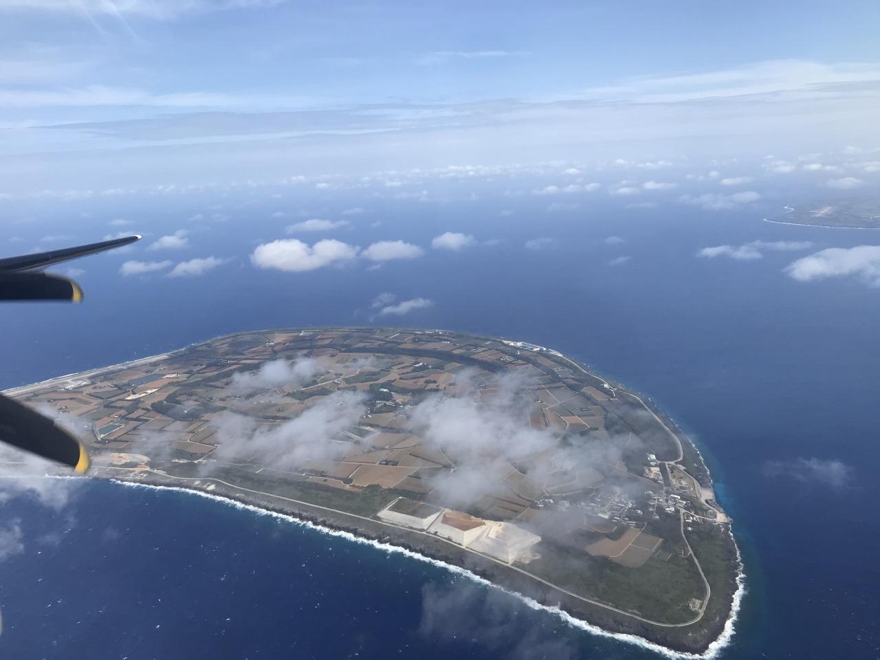 絶海の孤島2島を巡る北大東島&南大東島周遊ウォーク 4日間