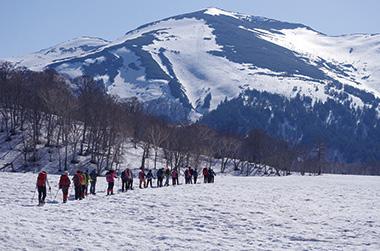【雪山講習会《入門》】 尾瀬・至仏山 2日間