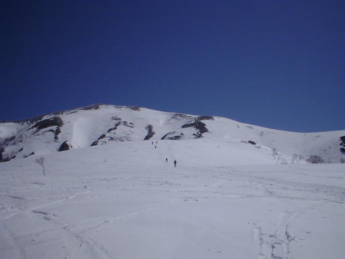 【雪山講習会《STEP2》】 巻機山 2日間
