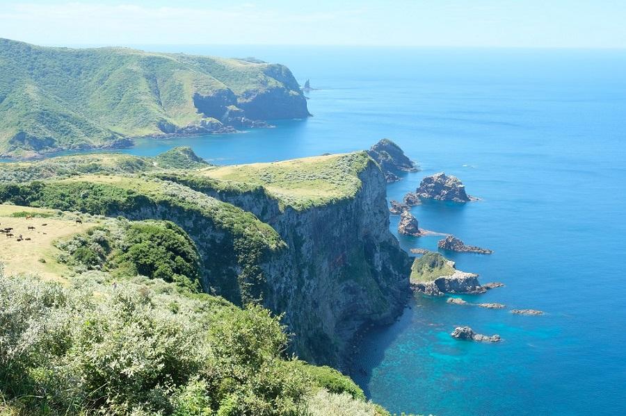 大地の謎・ジオパーク隠岐諸島<br>絶景ゆったりハイキング 5日間