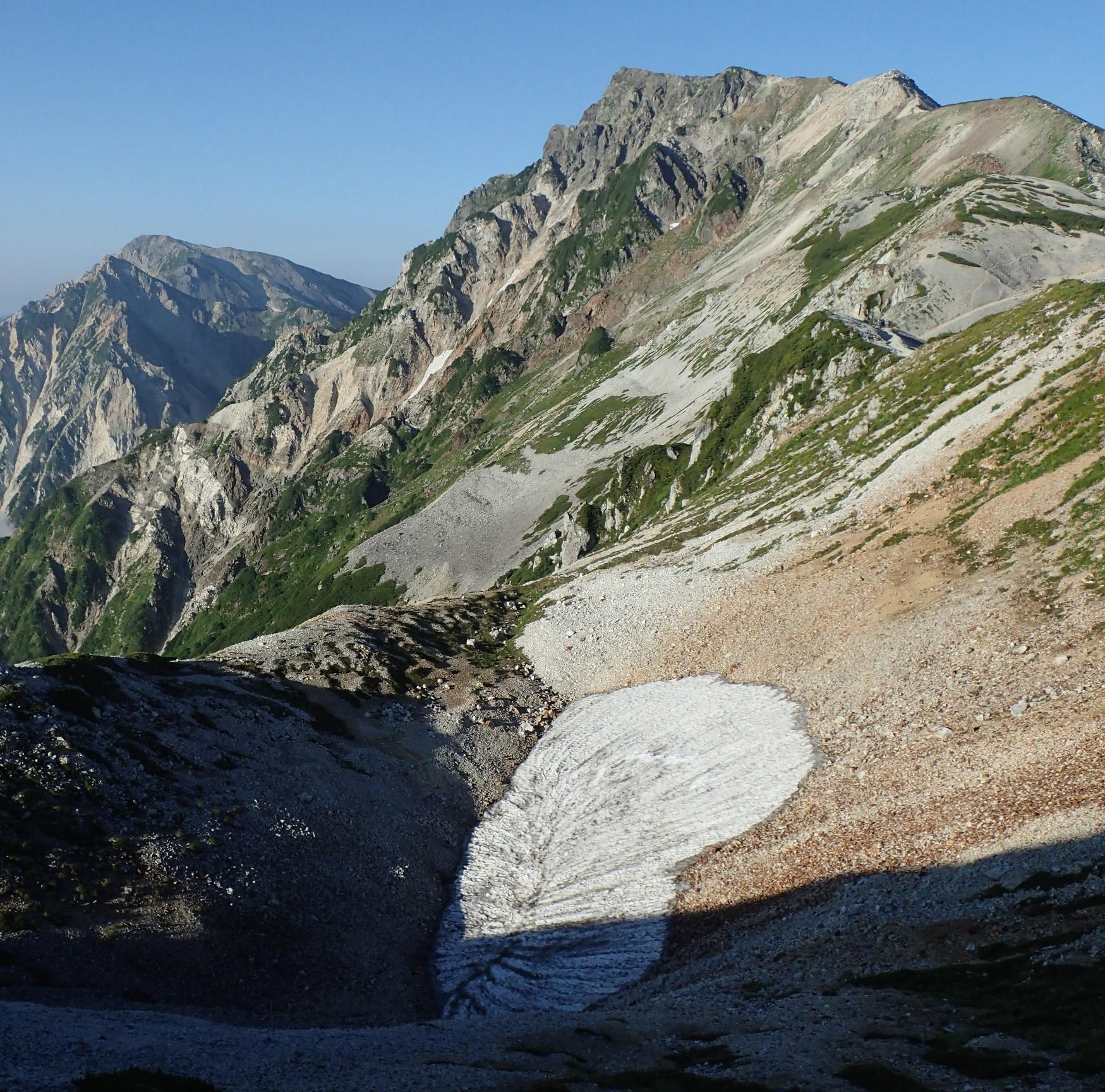 ゆっくり日本の名山<br>一度は登りたい、ダイナミックな稜線漫歩<br>ゆっくり白馬岳 3日間