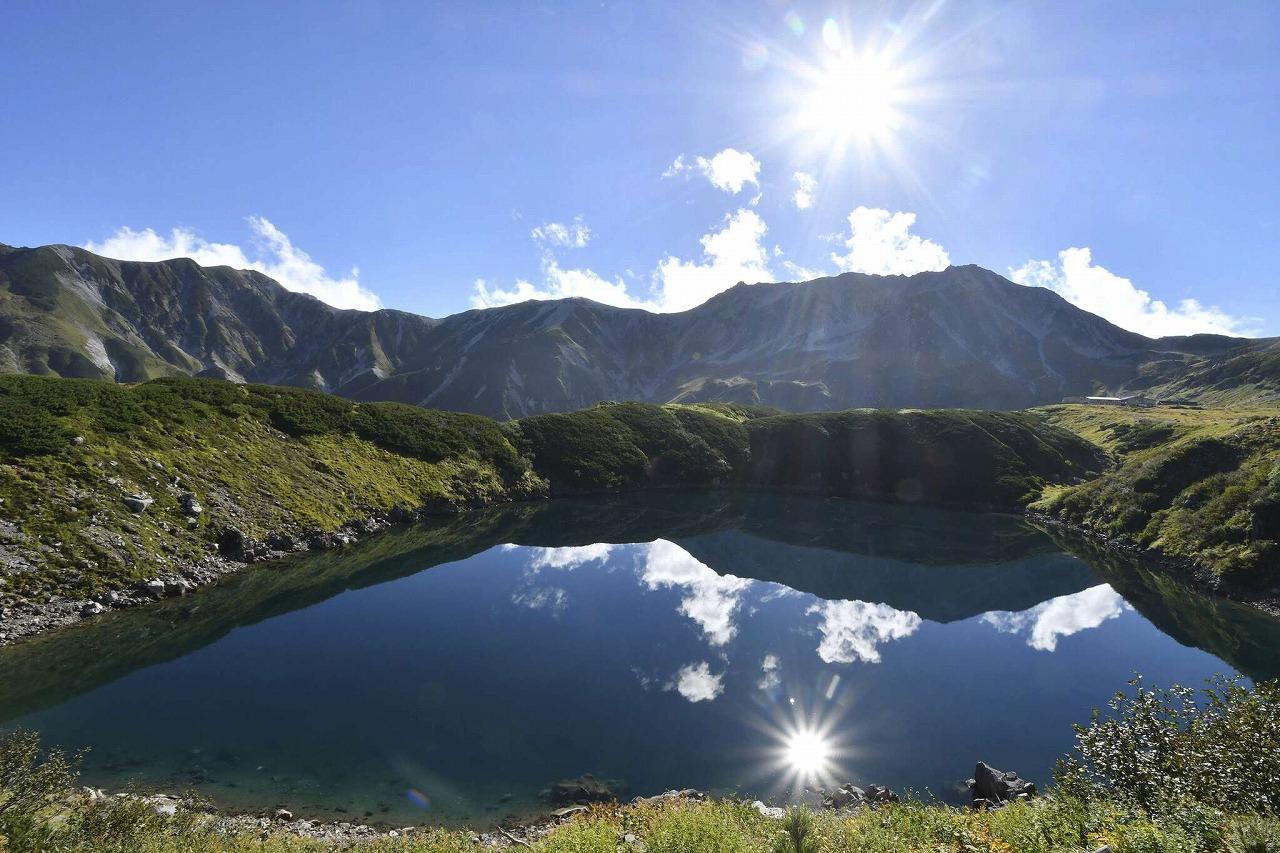 立山スペシャル Bコース<br>3000mの稜線を歩き通す立山満喫コース<br>立山三山縦走 3日間
