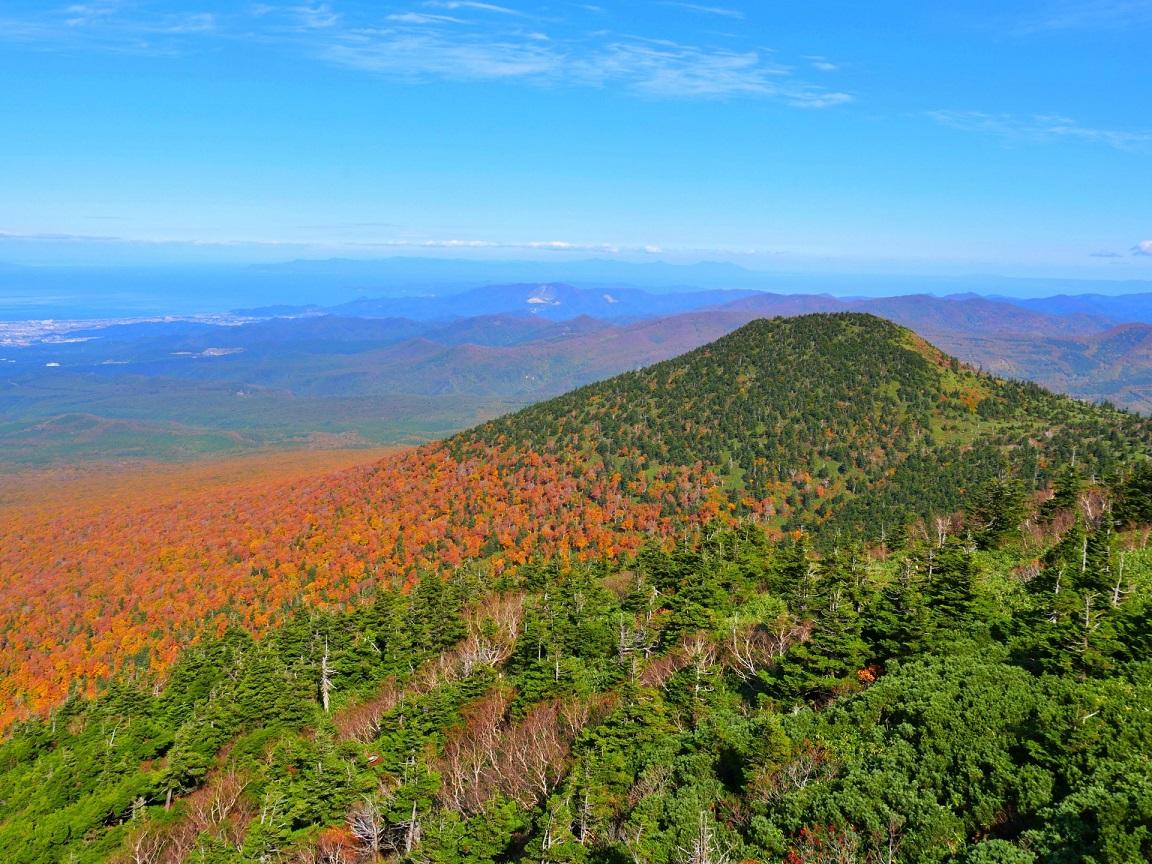 秋の八甲田山&岩木山登頂と白神山地マザーツリー 4日間