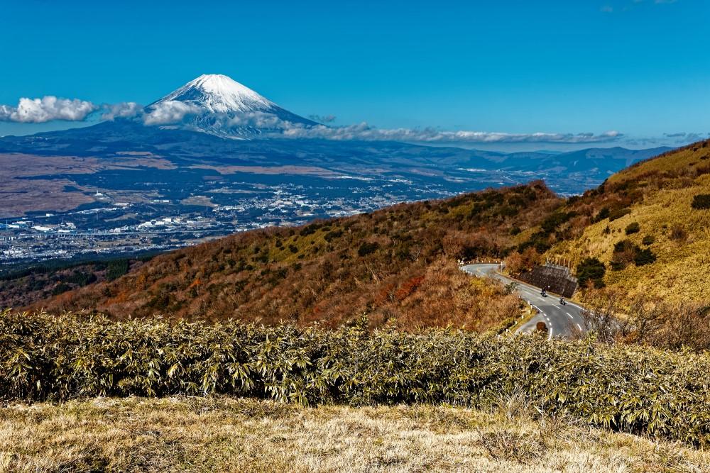【特別企画】箱根の歴史古道と外輪山縦走トレッキング 3日間
