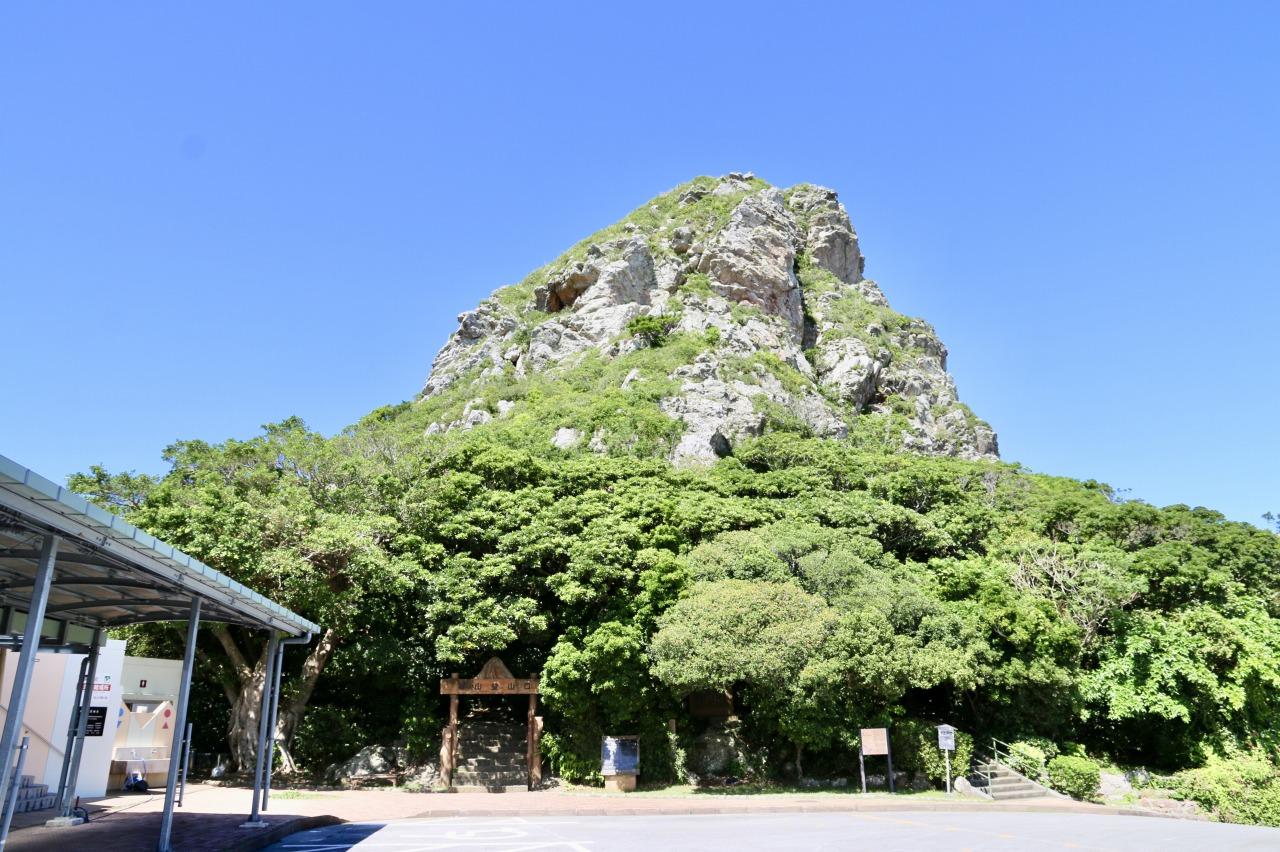 中村みつをの超低山シリーズ 日本一早咲きの桜を訪ねて~沖縄本島の山巡りと伊江島タッチュー&ホエールウォッチング 3日間
