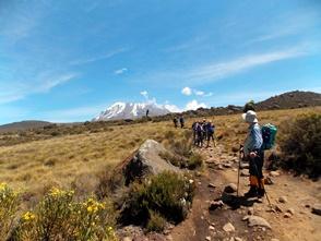 キリマンジャロ登山を思い思いに振り返る