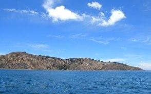 チチカカ湖に浮かぶ太陽の島に宿泊