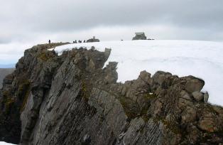 英国最高峰ベン・ネヴィス(7日目)