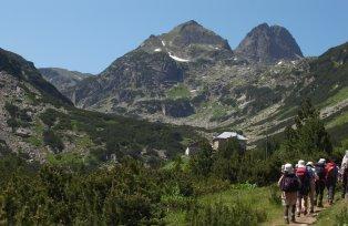 ブルガリアの登山愛好家に人気のマリオヴィッツァ山(2,729m/5日目)