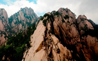 最も景観が素晴らしいと評判の玉塀楼風景区