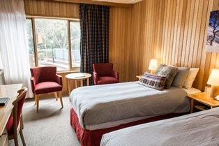 ホテル客室の一例