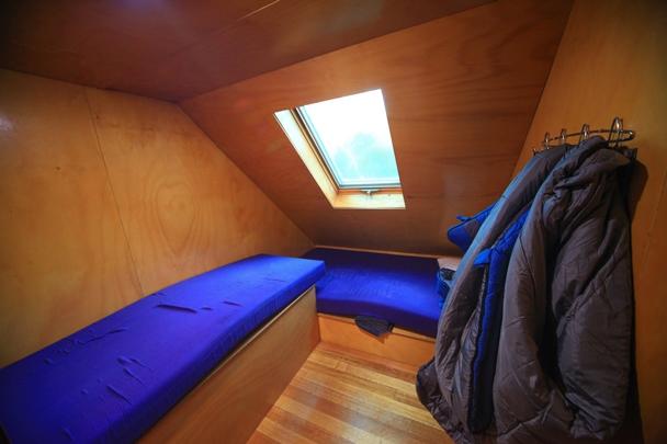 清潔感のあるベッドルーム(2人部屋)