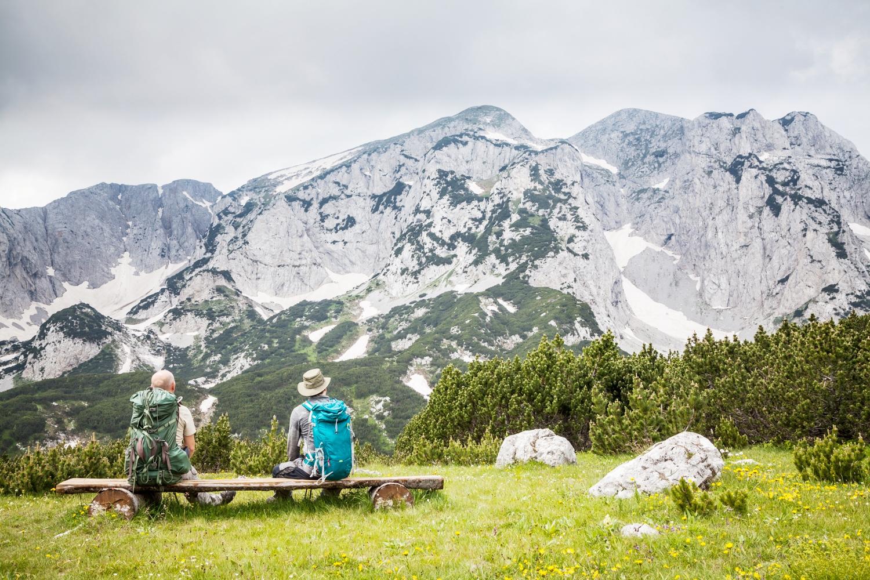 ボスニア・ヘルツェゴビナ最高峰マグリッチ(2,386m)(6日目)