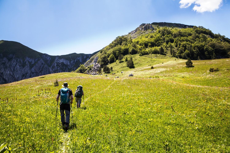ウグリィシン峰へ向けて歩く(5日目)
