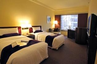 プルデンシャル・ホテルの客室(イメージ)
