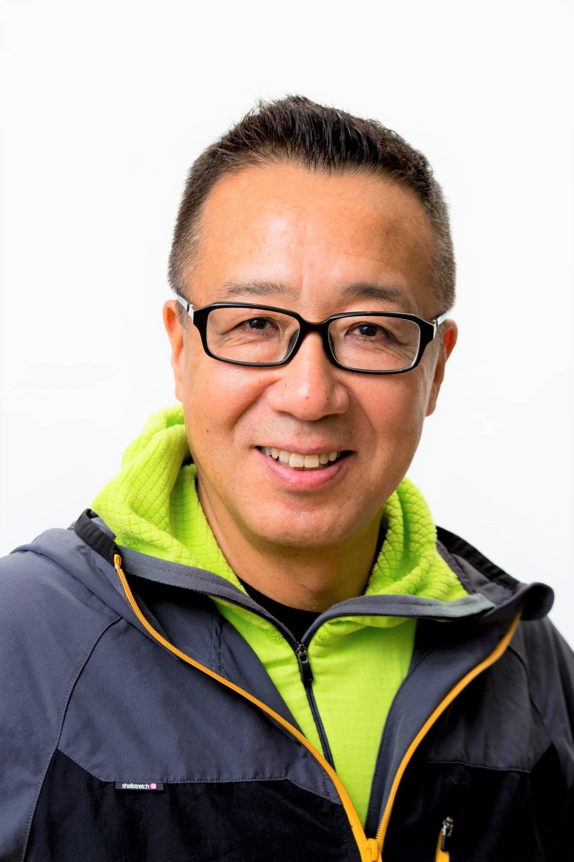 貫田 宗男(ぬきた・むねお)さん