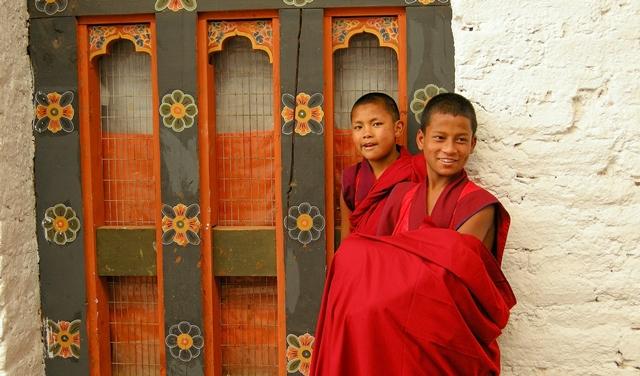 仏教国ブータン