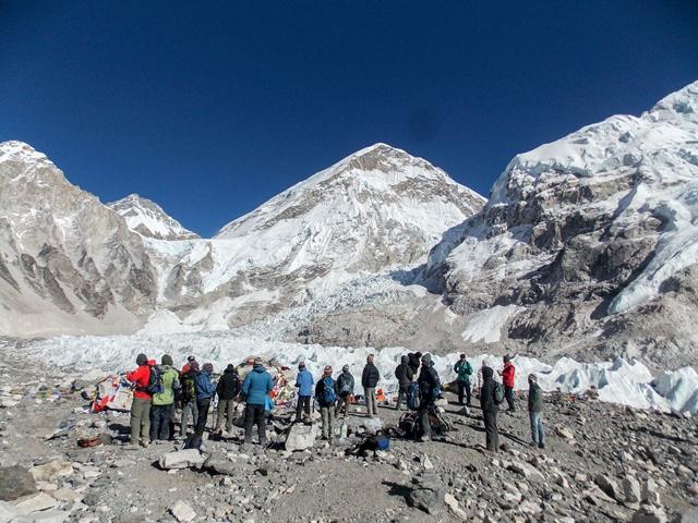 エベレスト・カラパタール登頂と...