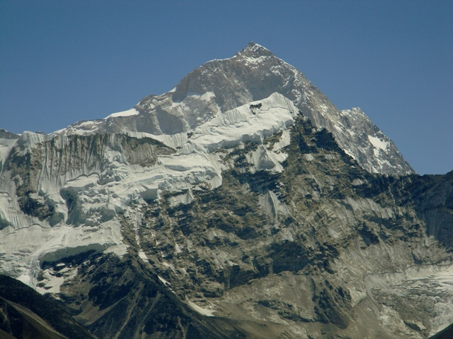 世界第5位の高峰マカルー