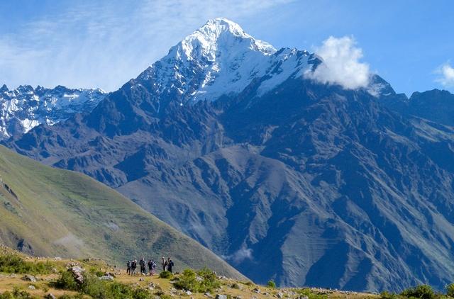 南米に張りめぐらされたインカ道は「カパック・ニャン(偉大な道)」として2014年に世界遺産に登録された