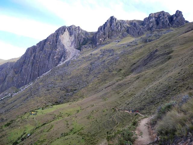 南米全土に伸びるインカ道