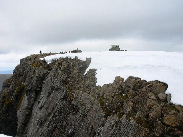 英国最高峰ベン・ネヴィス