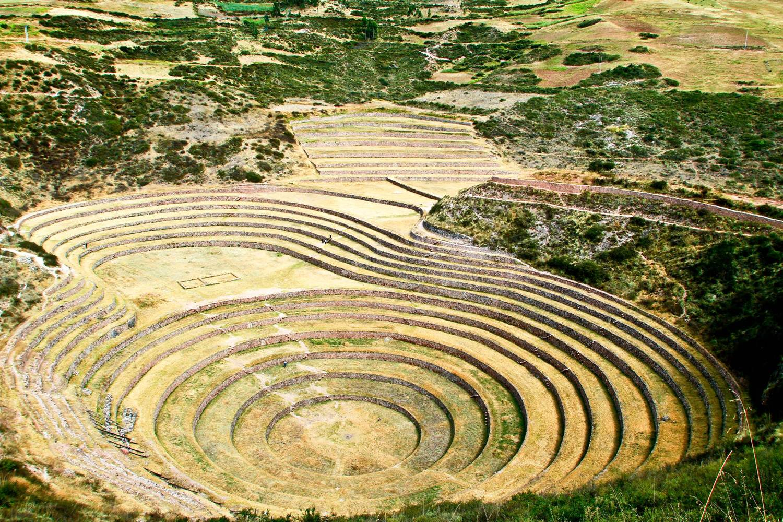 日程3日目:円形のモラス遺跡を見学
