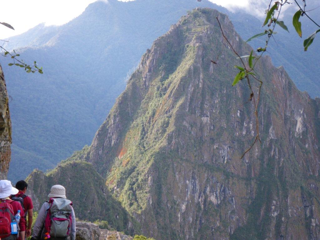 日程5日目:ワイナピチュ登頂へ