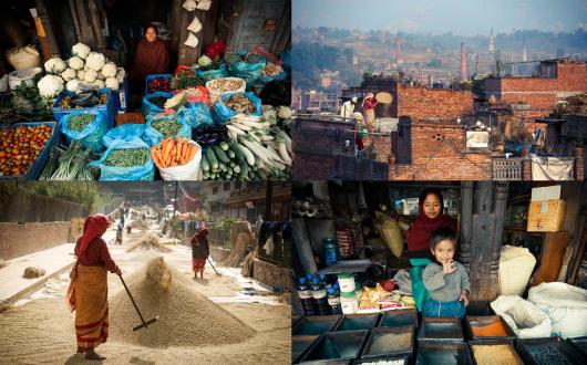 人や街との出逢いも楽しみなネパール