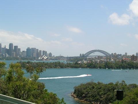 シドニーの市内観光にもご案内