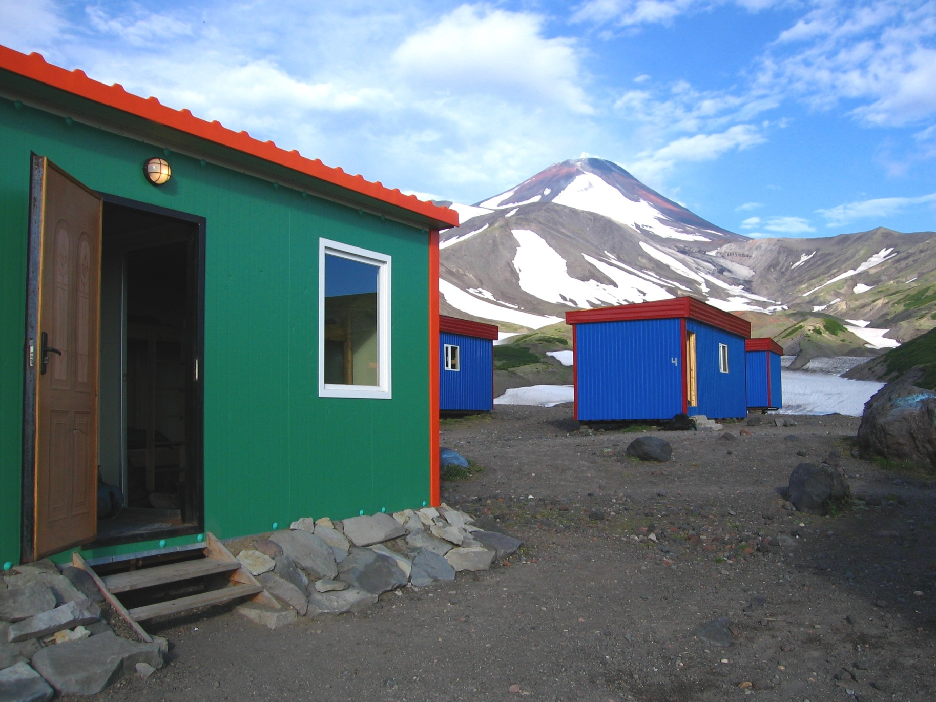 アバチャ山麓キャンプハウス