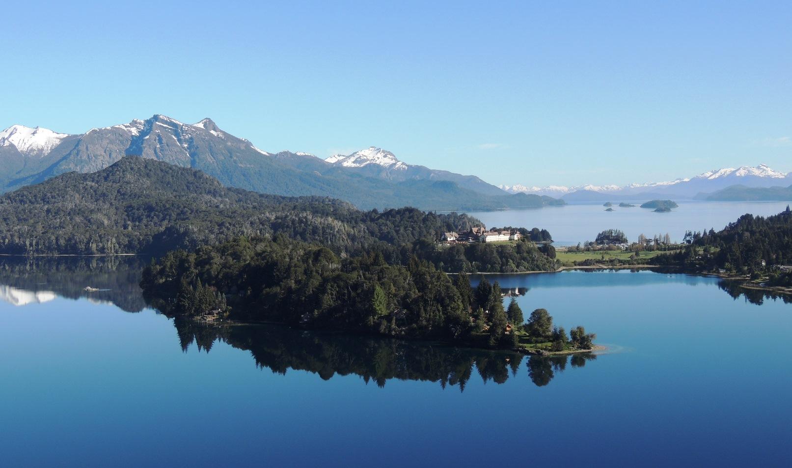 南米のスイスとも呼ばれる風光明媚なバリローチェの風景(3日目・4日目)