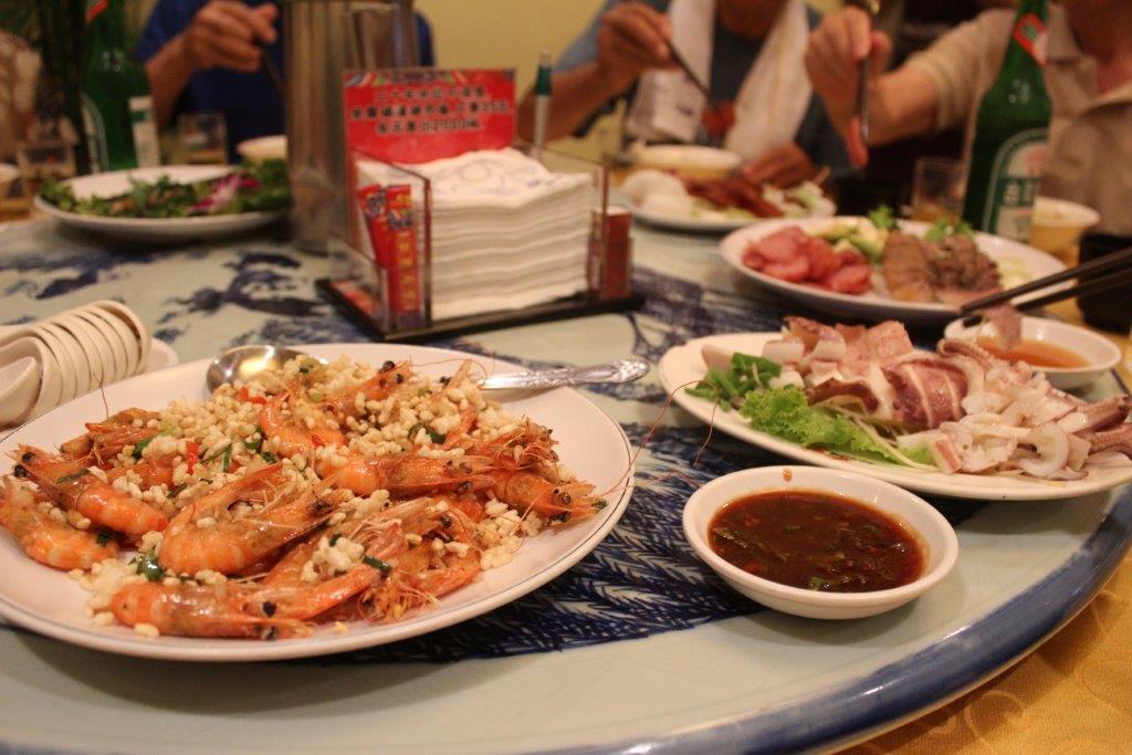 台湾は食事も魅力