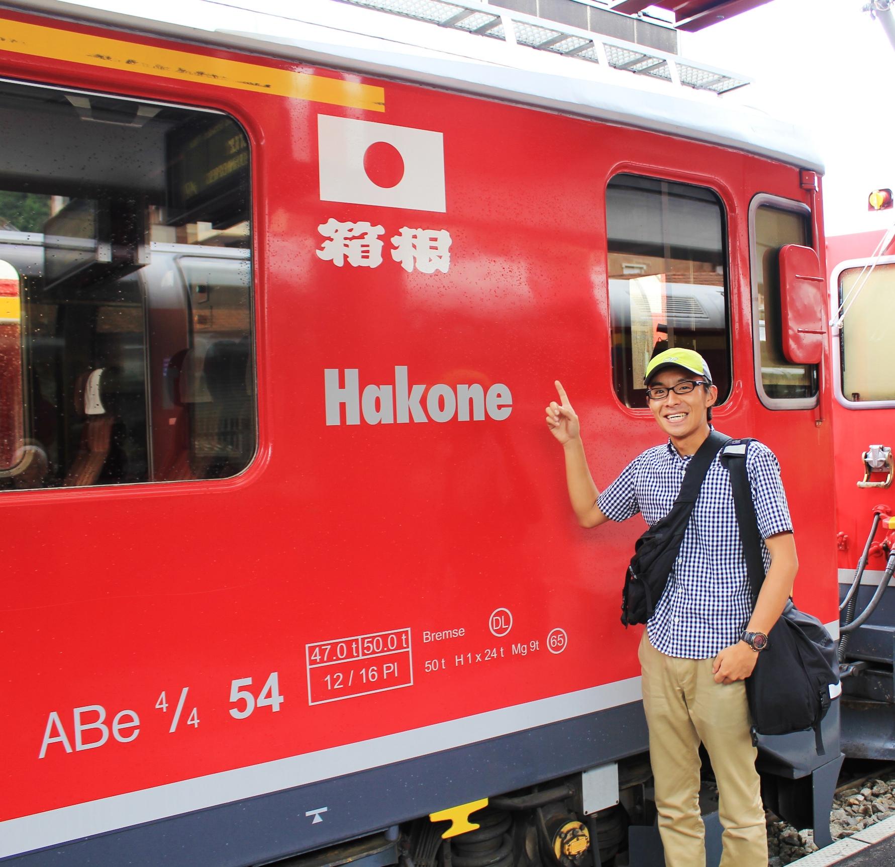 レーティッシュ鉄道と箱根登山鉄道は姉妹鉄道(7日目)