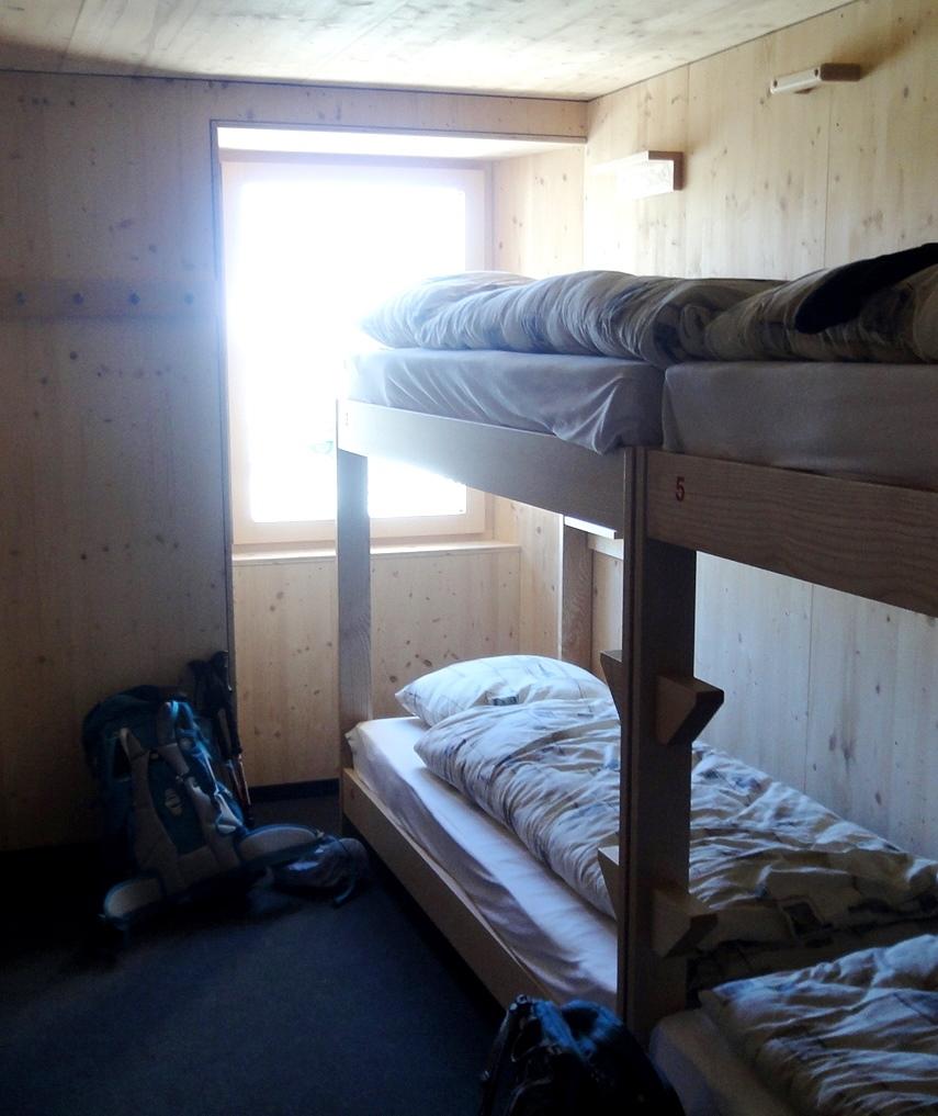 ベッドルームの一例