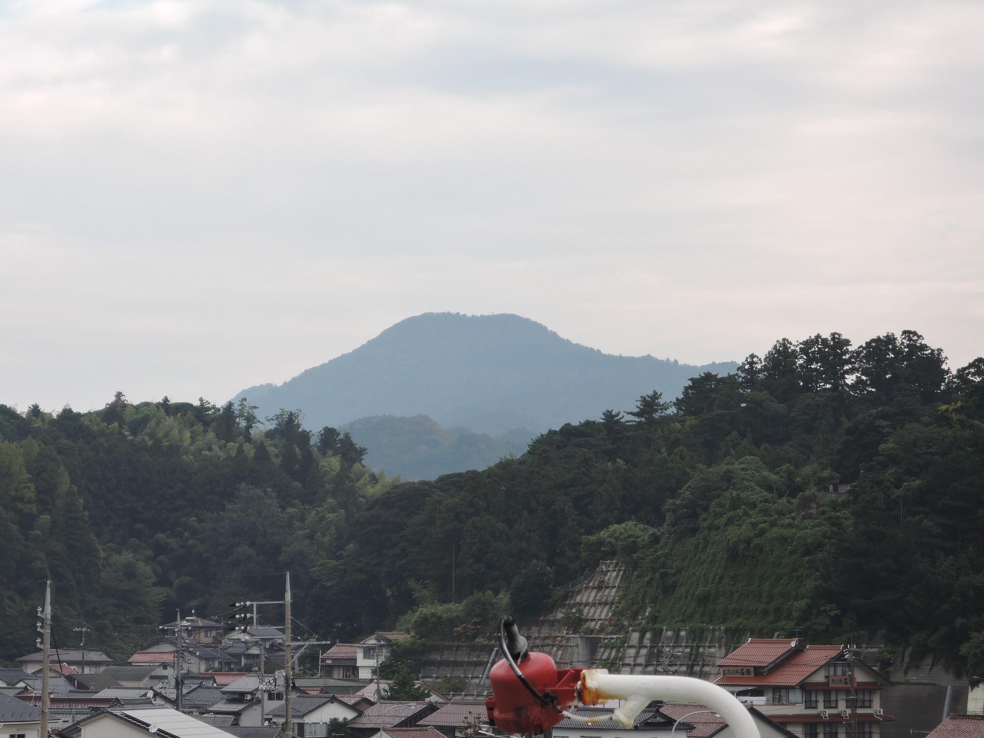 隠岐の島最高峰 大満寺山(3日目)