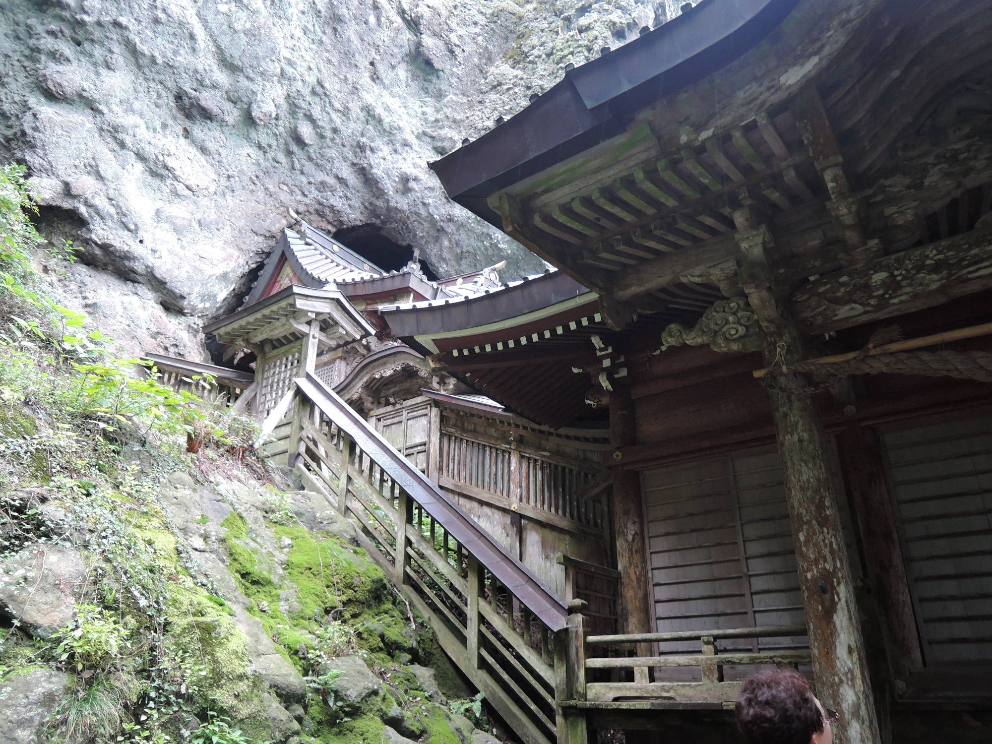 焼火神社(2日目)