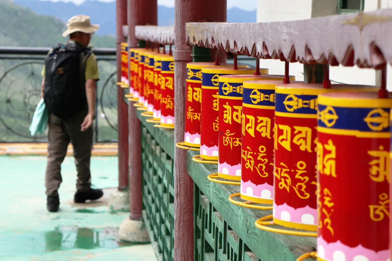 モンゴルはチベット仏教