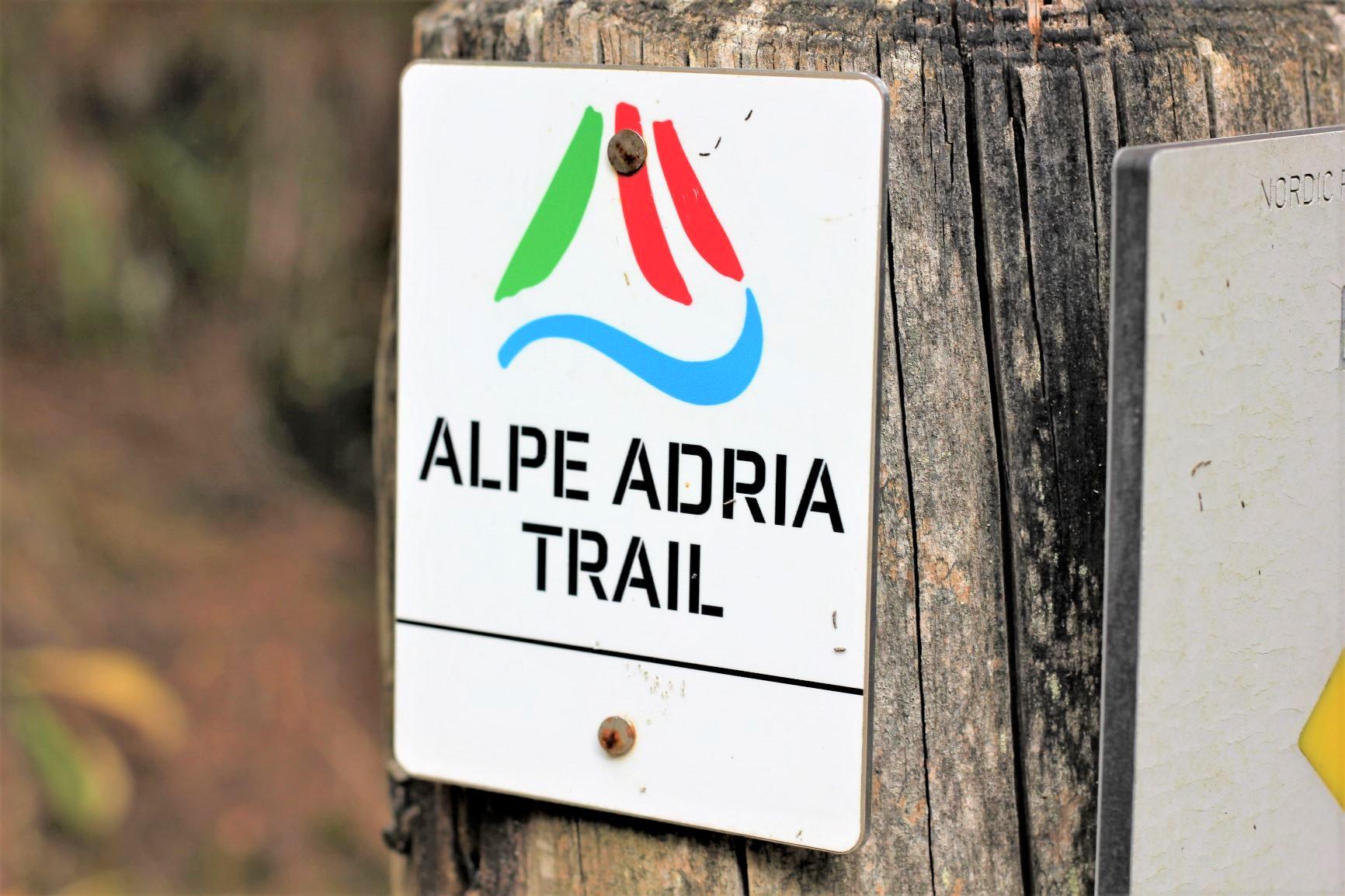 アルぺ・アドリア・トレイルを歩く