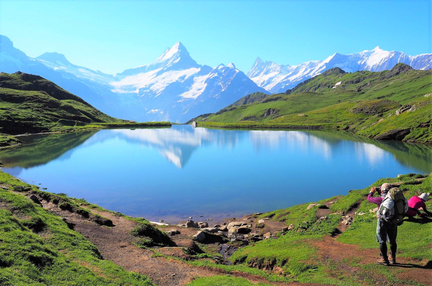 山上の湖バッハアルプゼー(2日目)