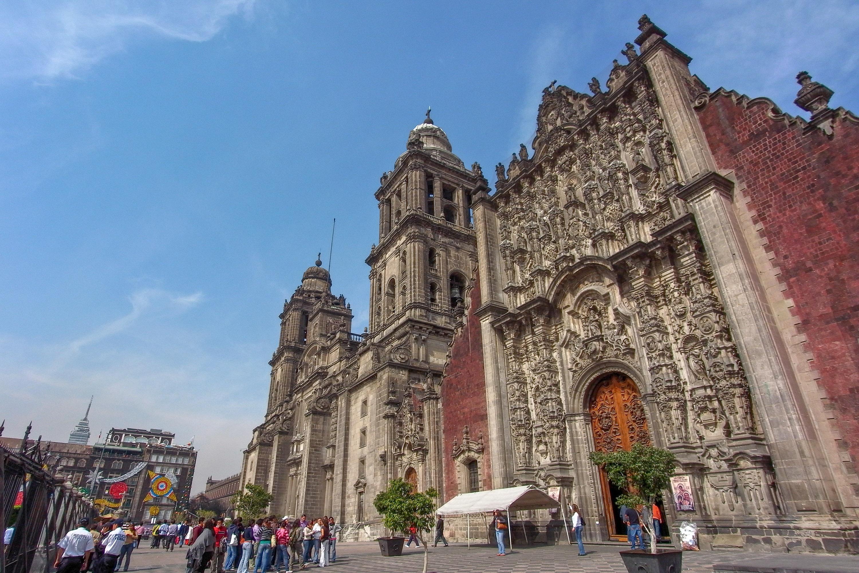メキシコシティも市内観光